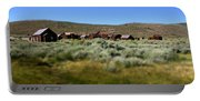 Bodie Ghost Town Landscape Portable Battery Charger
