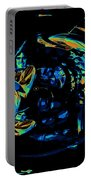 Tb Cosmic Swirl Portable Battery Charger