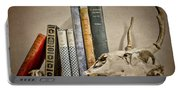 Bone Collector Library Portable Battery Charger