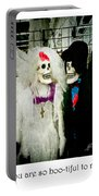 Boo-tiful Couple Portable Battery Charger