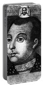 Boris Godunov (c1551-1605) Portable Battery Charger