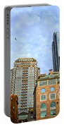 Boston Downtown Portable Battery Charger