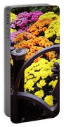 Boston Flowers Portable Battery Charger