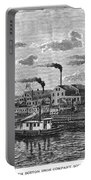 Boston: Iron Foundry, 1876 Portable Battery Charger
