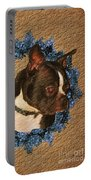 Boston Terrier Love Portable Battery Charger