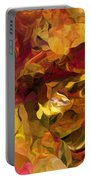 Botanical Fantasy 082012 Portable Battery Charger