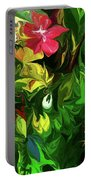 Botanical Fantasy 122511 Portable Battery Charger