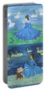 Both Swan Lake Readers Portable Battery Charger