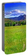 Boulder Park View Portable Battery Charger