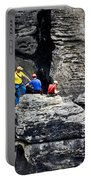 Bouldering Portable Battery Charger