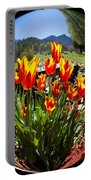 Bouquet In A Bubble Portable Battery Charger