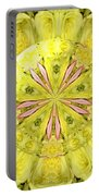 Bouquet Of Roses Kaleidoscope 12 Portable Battery Charger