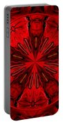 Bouquet Of Roses Kaleidoscope 6 Portable Battery Charger