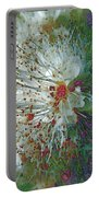 Bouquet Of Snowflakes Portable Battery Charger