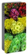 Bouquets  Portable Battery Charger