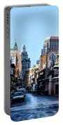 Bourbon Street By Day Portable Battery Charger