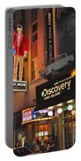 Bowlmor Lanes At Times Square Portable Battery Charger