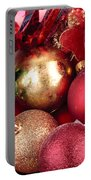 Box Of Christmas Decorations  Portable Battery Charger