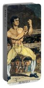 Boxing Champion, 1790s Portable Battery Charger