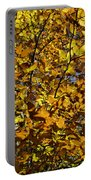 Branches Of Gold Portable Battery Charger