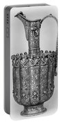 Brass Ewer, C1250 Portable Battery Charger