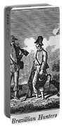 Brazil: Hunters, C1820 Portable Battery Charger