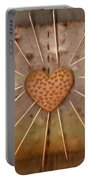 Bread  Sunshine And Love Portable Battery Charger