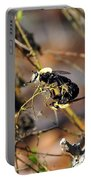 Breeding Bees Portable Battery Charger