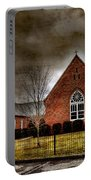 Brick Church Portable Battery Charger