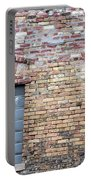 Brick Wall Window Portable Battery Charger