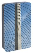 Bridge Abstract Portable Battery Charger