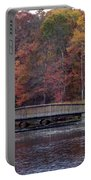 Bridge In Autumn Portable Battery Charger
