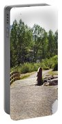 Bridge In Vail - Colorado Portable Battery Charger