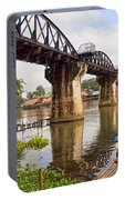 Bridge On The River Kwai Portable Battery Charger