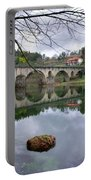 Bridge Over Lima River Portable Battery Charger