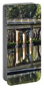 Bridge Over Ovens River 2 Portable Battery Charger