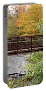 Bridge Over River Portable Battery Charger
