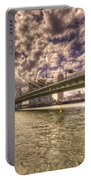 Bridge Over Rotterdam  Portable Battery Charger