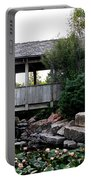 Bridge Over Water Portable Battery Charger