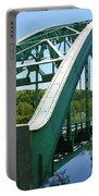 Bridge Spanning Connecticut River Portable Battery Charger