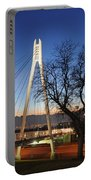 Bridge To Twilight Portable Battery Charger