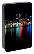 Bright Lights Big City Portable Battery Charger