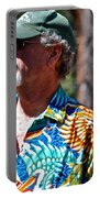 Bright Shirt Portable Battery Charger
