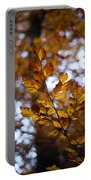 Brilliant Leaves Portable Battery Charger