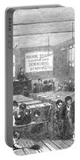 British Ragged School Portable Battery Charger