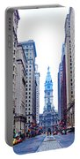 Broad Street Avenue Of The Arts Portable Battery Charger