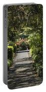 Brookgreen Gardens Path Portable Battery Charger