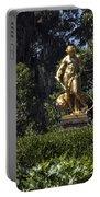 Brookgreen Golden Statue Portable Battery Charger