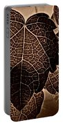 Brown Ivy Portable Battery Charger