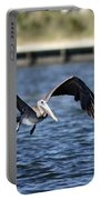 Brown Pelican - Low Flyer Portable Battery Charger